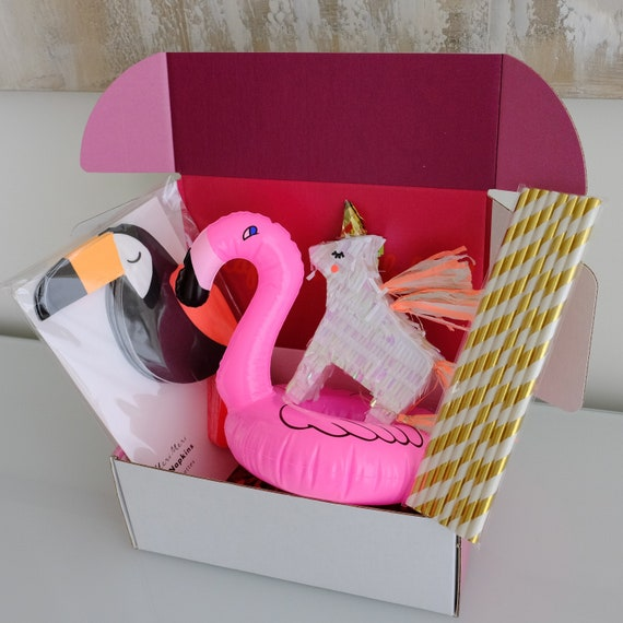 Birthday Box Gift For Her Best Friends Sister Daughter