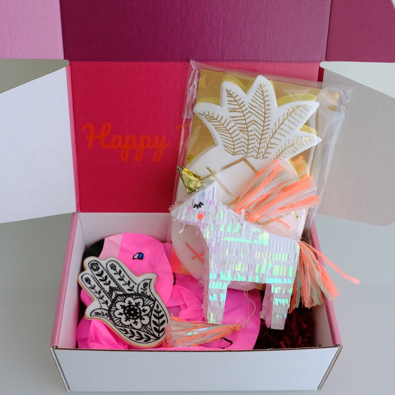 Personalized Birthday Gift Box Daughter For Best Friend Fun Cool Gifts 21st 25th Women