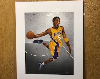 0dc78d99cdb Kobe Bryant, #24 on the Los Angeles Lakers Team
