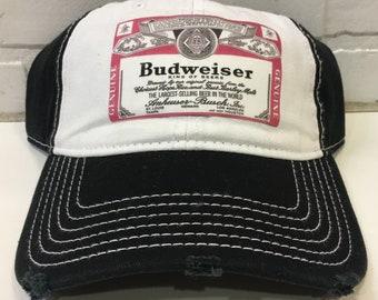 1938b6a2 Budweiser drinker   Etsy