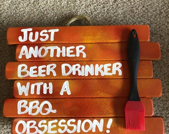 Just another beer drinker with a bbq obsession