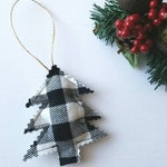Farmhouse Christmas Tree Ornament | Christmas Tree Ornament | Christmas Ornament