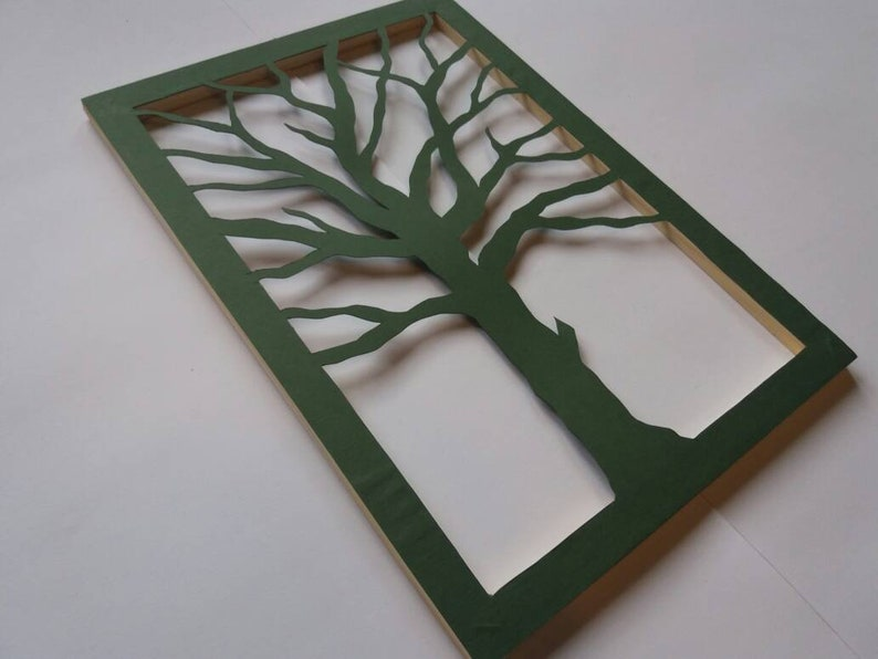Unique Home Decoration Christmas Gift Green Tree Etsy