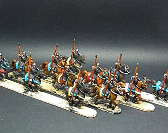 15mm Syrian Heavy Cavalry *Pro-Painted*