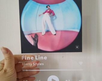 Harry Styles Album Etsy