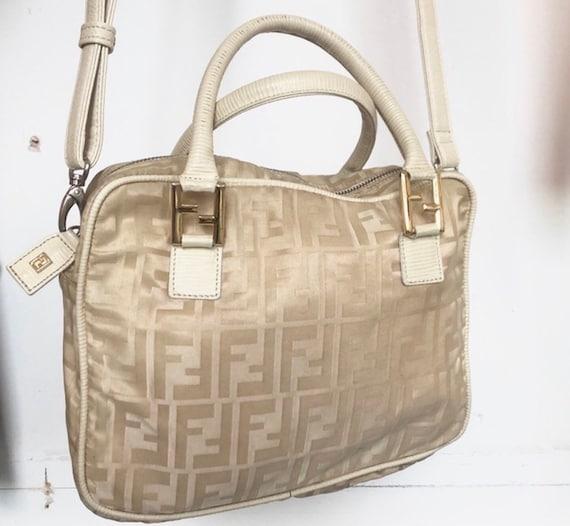 Vintage Fendi Zucca Bag