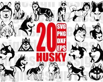 Husky svg  97f22856c8