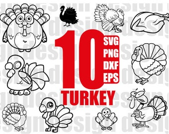 TURKEY SVG, thanksgiving svg, turkey face svg, turkey design, thanksgiving cricut, turkey clipart, stencil, vinyl cut files, iron on files