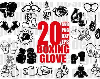 BOXING GLOVE SVG, glove svg, boxing svg, fighting svg, mma svg, sport svg, boxe svg, clipart, stencil, vinyl, cut file, silhouette, png, dxf
