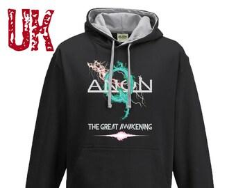 9349eb68 Premium Quality QAnon Unisex Comfortable Hoodie WWG1WGA Rabbit Storm  Patriot Jersey
