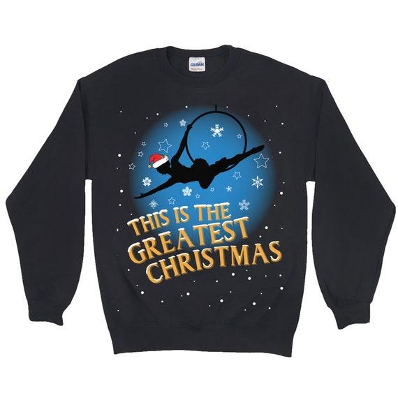 Marvel Superhero Festive Gift Adults /& Kids Jumper Deadpool Christmas Jumper