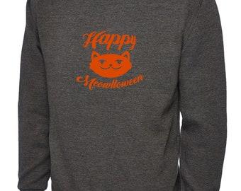 2d8d67b71f0 Meowlloween Sweatshirt