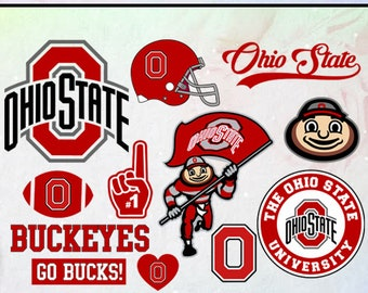 Ohio Cut Files, State Buckeyes SVG, DXF, PNG, cut files, Ohio Png, Ohio Clipart