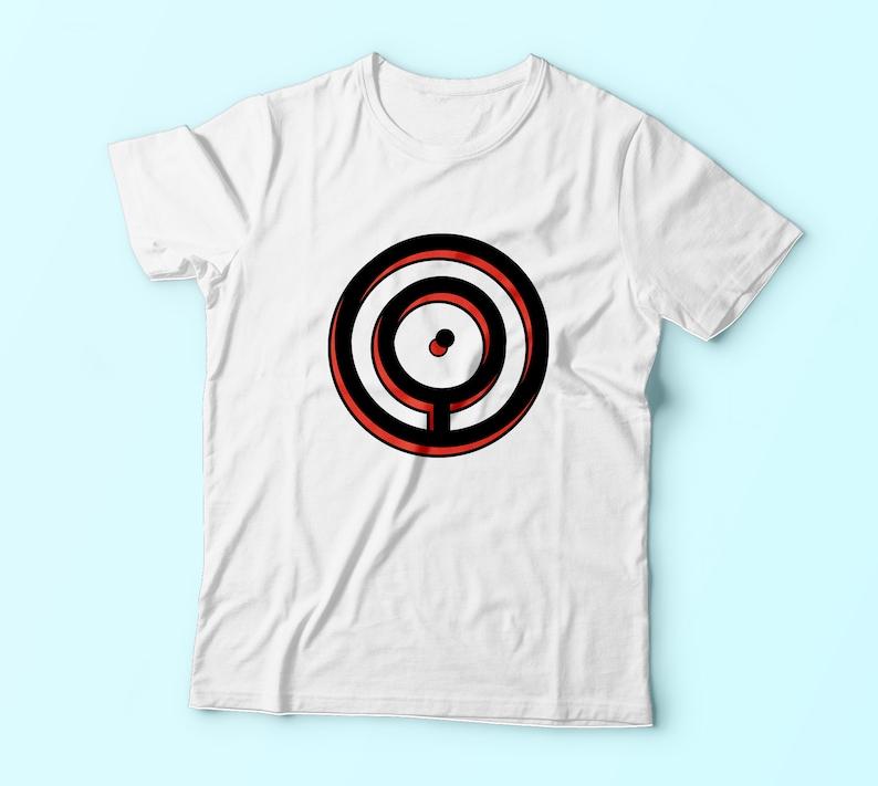 d5f07c90 Detective Pikachu Unown Shirt 2 | Etsy