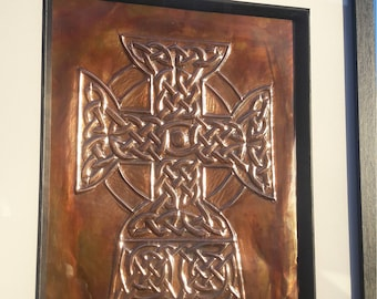Handcrafted Celtic Cross