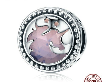 Fantasy Unicorn Charm