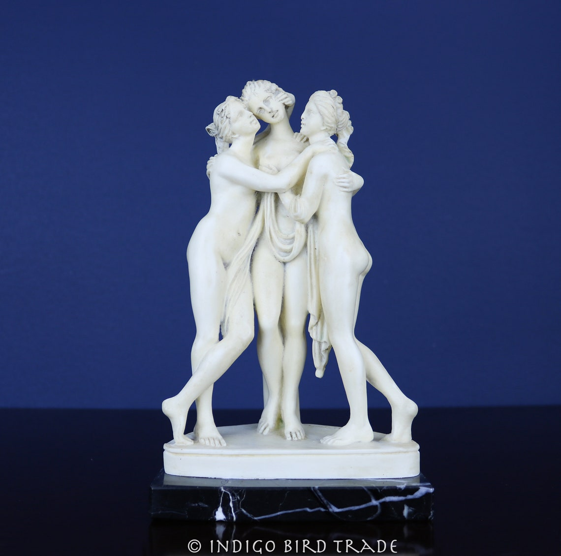 Santini Sculpture Vintage A. Santini Aphrodite Sculpture