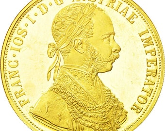 Austria Gold Coin Etsy