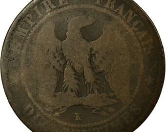 Napoleon iii coins | Etsy