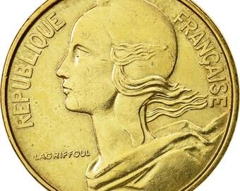 france marianne 50 centimes 1962 paris au(50-53) aluminum-bronze km939.1