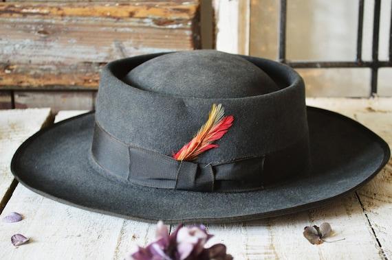 Akubra Australian Vintage Hat, Garden Hat, Beach H