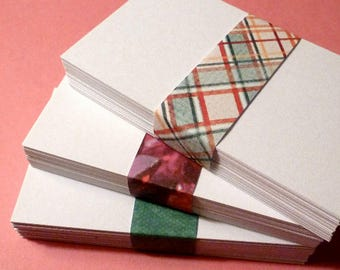 Do it yourself cards etsy blank business cards 100 white biz cards business supplies do it yourself diy cards paper goods calling cards etsy shop supply solutioingenieria Images