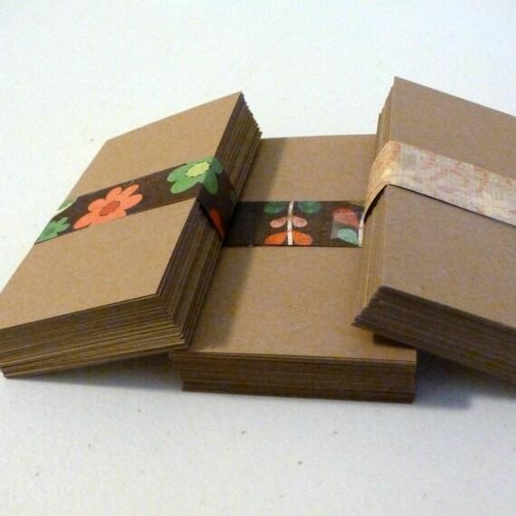 Kraft Karton Karten Leere Visitenkarten Diy Karten Kraft Papier Karten 100 Biz Karten Diy Visitenkarte Unternehmen Liefert Zum Selbermachen Karte