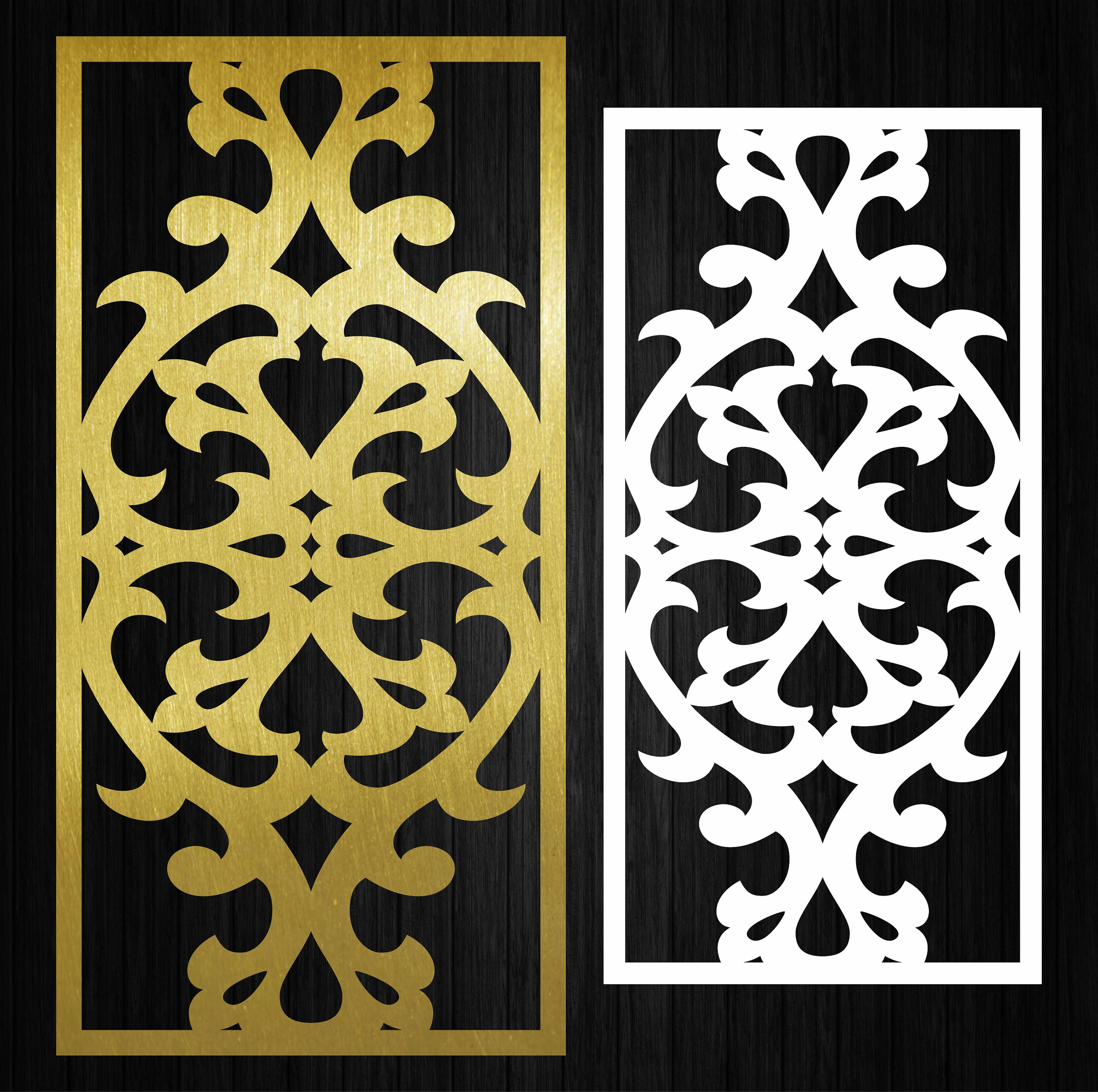 Colorful Laser Cut Wall Art Collection - Art & Wall Decor ...