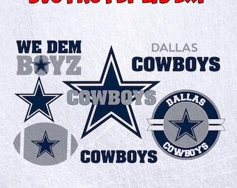 Dallas Cowboys Svg, Dallas Cowboys File, Dallas Cowboys Clipart, Dallas Cowboys Cut File, Dallas Cowboys Svg Files, Dallas Cowboys Football