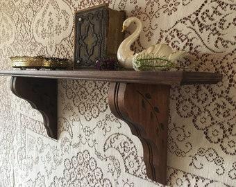 Antique Eastlake  Victorian shelf