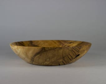 Curly ash bowl