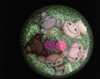 BABY ANIMALS in Resin