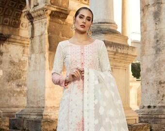 bfdbd16c88 Original Maria B Lawn 2019 Pakistani Designer Indian Salwar Kameez Suit  Dress Stitched Large size Shopping Baroque Fancy Jora Spring Sale 1A