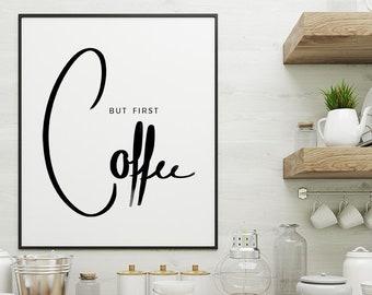 Poster küche | Etsy