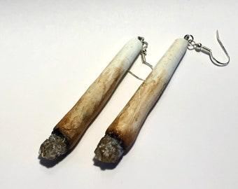 joint earrings
