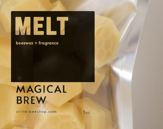 Magical Brew Scented Beeswax Melts