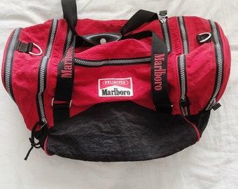 90 s Marlboro Duffel Bag 0b2c84299e272