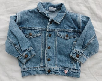 dd37a3eaa9 Vintage Youth Guess Denim Jacket