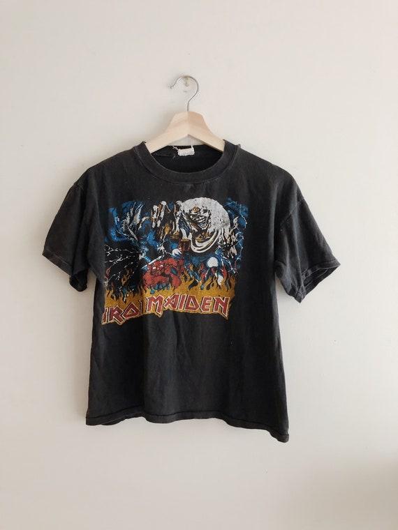 80's Iron Maiden Graphic Tee