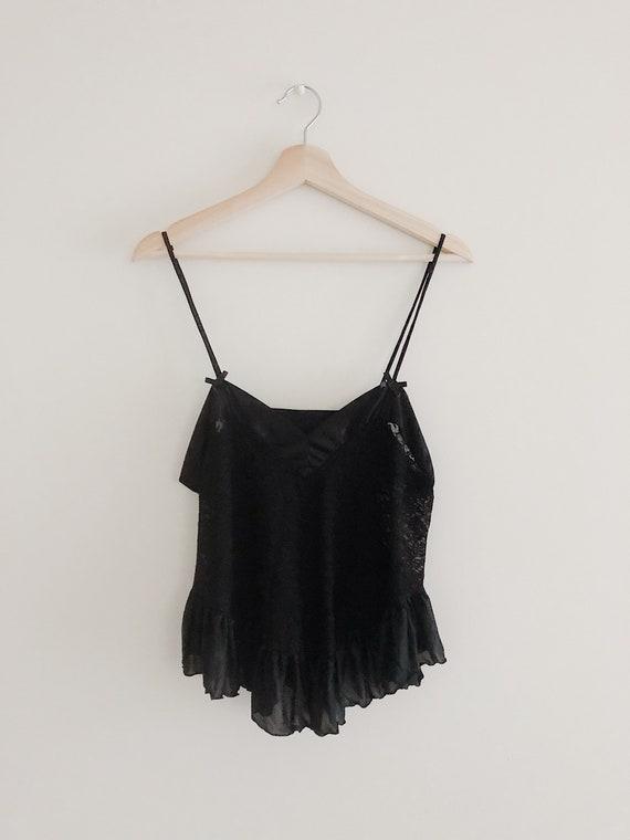 Vtg Lace Camisole