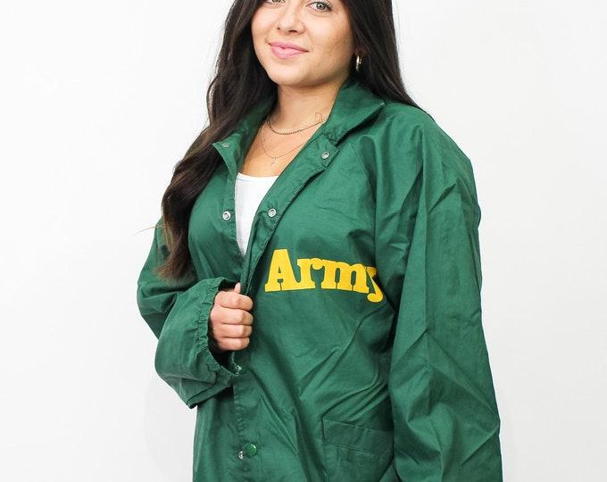 Vintage Lightweight Army Jacket - L