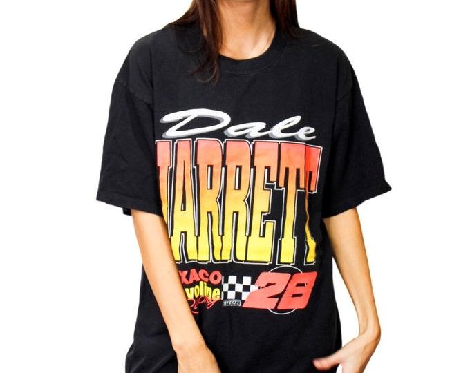 Vintage Dale Jarrett NASCAR Racing Tee - XL
