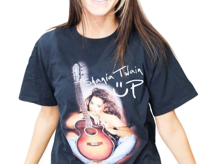 Vintage Shania Twain Up Tour Tee - M