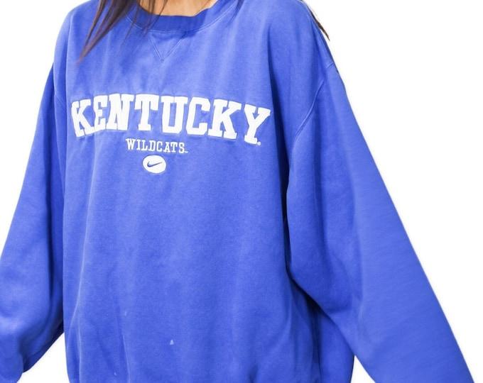 Vintage University of Kentucky Nike Sweatshirt - XL