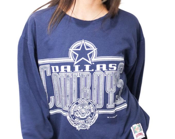 Vintage Dallas Cowboys Sweatshirt - M