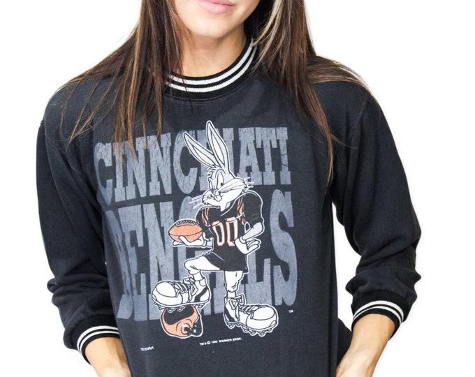 Vintage Cinncinati Bengals Sweatshirt - S