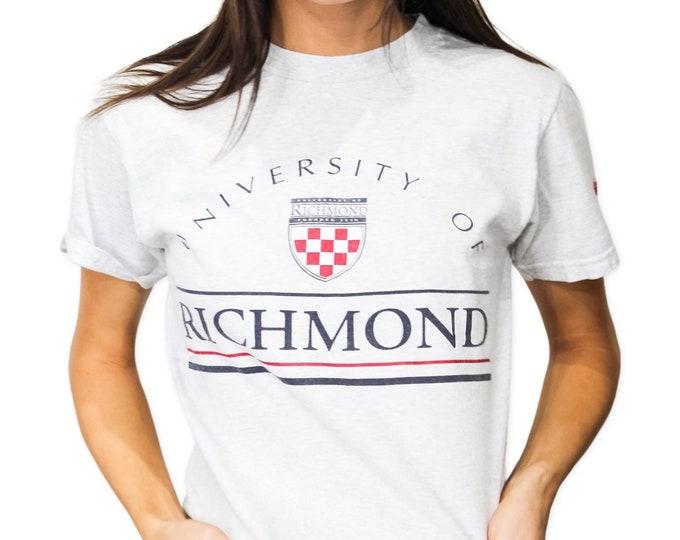 University of Richmond Vintage Tee - S
