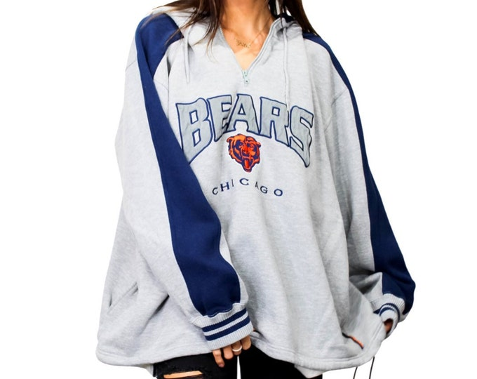 Chicago Bears Vintage Sweatshirt - XXL