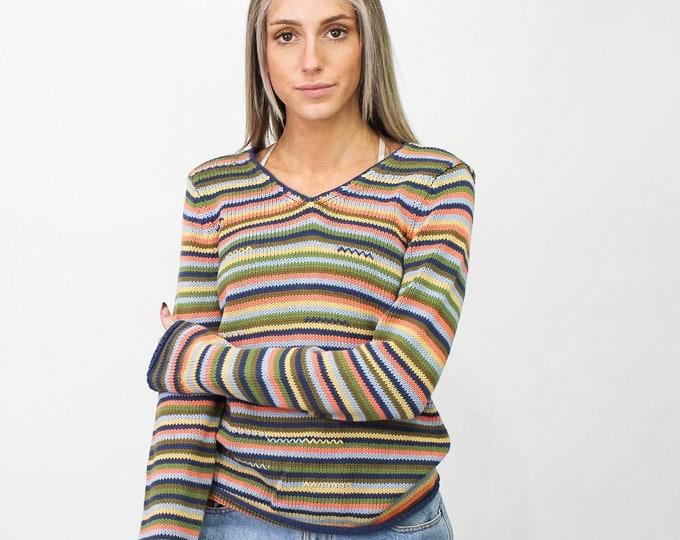 Vintage Y2K Sweater - M