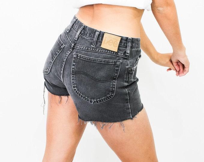 Lee Vintage Cut Off Shorts Size 25/26